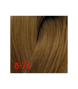 Краска для волос 8/71 Londa Professional Светлый блондин коричнево-пепельный 60 мл