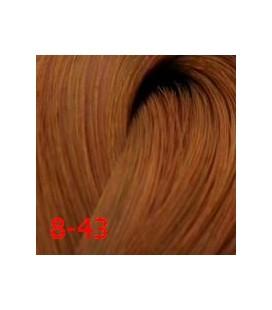 Краска для волос 8/43 Londa Professional Светлый блондин медно-золотистый 60 мл