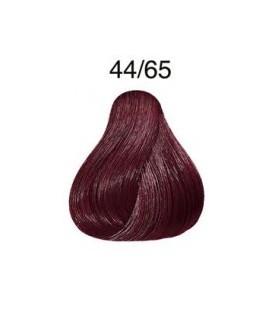 Краска для волос безаммиачная 44/65 Color Touch Средний коричневый интенсивный фиолетово-махагоновый 60 мл