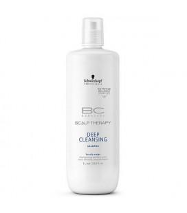 Эксперт Шампунь для глубокого очищения BC Scalp Therapy Deep Cleansing Shampoo 1000 мл