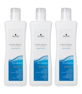 Лосьон-1 для нормальных и слегка пористых волос Natural Styling Hydrowave Schwarzkopf 1000 мл