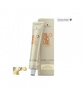 Крем-краска для светлых волос Песок Schwarzkopf Blond Me Natural Blonde Tones Sand 60 мл