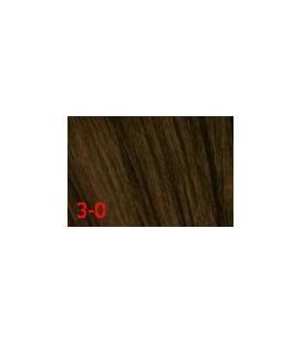 Краска для волос 3-0 Schwarzkopf EssensityНатуральный Темно-Коричневый 60 мл