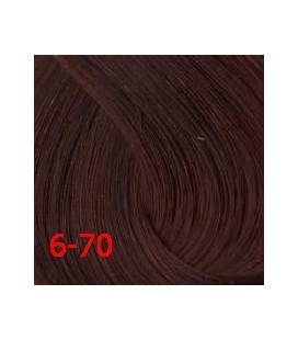Краска для седых волос 6-70 Igora Royal Absolutes Темно-русый Медный Натуральный 60 мл