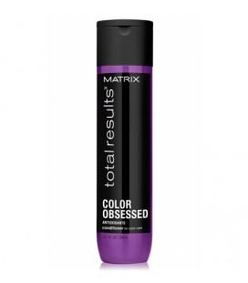 Кондиционер для защиты цвета и блеска Matrix Total results Color Obsesed 300 мл