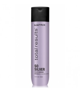 Шампунь для нейтрализации желтизны Matrix Total Results Color Obsessed So Silver 300 мл