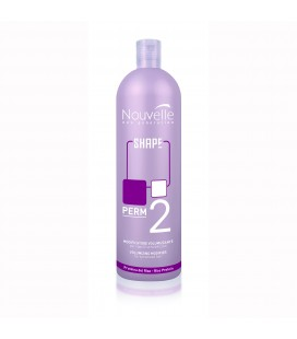 Лосьон 2 Nouvelle для хим. завивки окрашеных волос 1000 мл