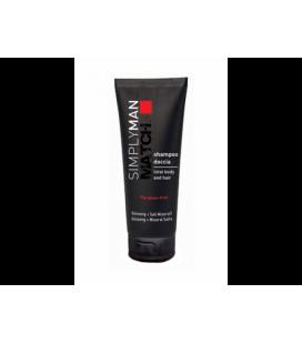 Шампунь для волос Nouvelle 3 in 1 Perfomance Shampoo 200 мл