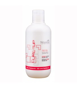 Шампунь Nouvelle Protein протеиновый питающий для поврежденных волос 250 мл.