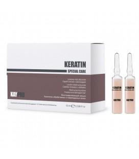 Kay Pro Special Care Лосьон с кератином в ампулах 1 ШТУКА (12шт уп)