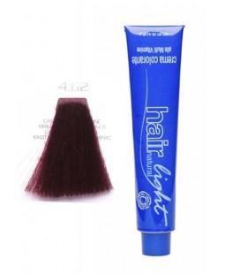 4.62 Крем-краска Hair Light (каштановый красный ирис) 100 мл