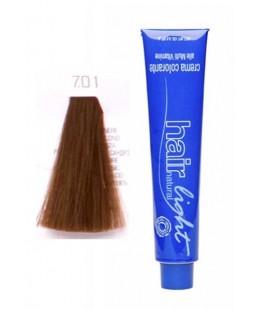 7.01 Крем-краска Hair Light (русый натуральный сандре) 100 мл