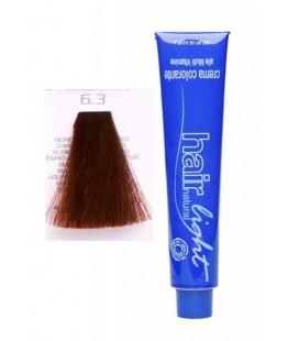 6.3 Крем-краска Hair Light (темно-русый золотистый) 100 мл