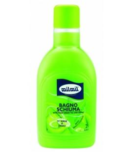 "ММ Пена для ванн ""Зелёный чай и Лимон"" Mil Mil 2000 мл"