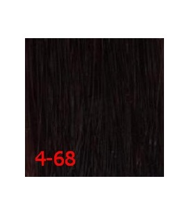 Крем-краска без аммиака 4-68 Igora Vibrance средне-коричневый шоколадно-красный 60 мл