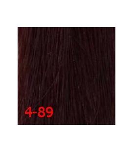 Крем-краска без аммиака 4-89 Igora Vibrance средне-коричневый красно-фиолетовый 60 мл