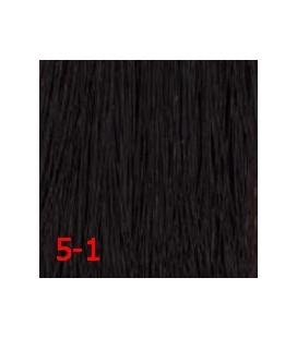 Крем-краска без аммиака 5-1 Igora Vibrance светло-коричневый сандрэ 60 мл