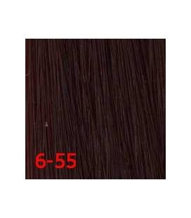 Крем-краска без аммиака 6-55 Igora Vibrance темно-русый золотистый эктра 60 мл