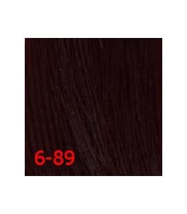 Крем-краска без аммиака 6-89 Igora Vibrance темно-русый  красно-фиолетовый 60 мл