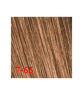 Крем-краска без аммиака 7-65 Igora Vibrance средне-русый шоколадно-золотистый 60 мл