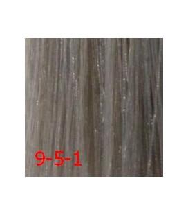 Крем-краска без аммиака 9.5-1 Igora Vibrance платиновый блондин сандрэ 60 мл