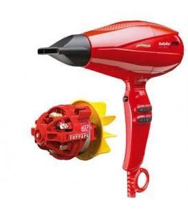 Фен BaByliss Pro FerrariV2 Ion BABV2RE 2200 W (красный)