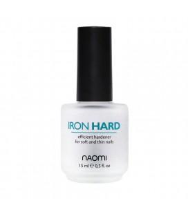 Тройное укрепляющее покрытие Naomi Iron Hard 15мл