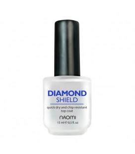 Быстросохнущий закрепитель Naomi Diamond Shield 15мл
