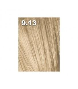 Крем-краска для волос 9/13 Indola Очень светлый блонд пепельный золотистый 60 мл