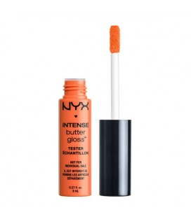 NYX Блеск Intense butter gloss №07 (banana split) 8 мл