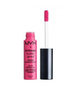 NYX Блеск Intense butter gloss №08 (funnel delight) 8 мл