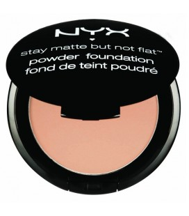 NYX Пудра Stay Matte №01 (Ivory) 7,5 г
