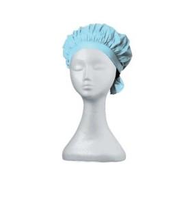 3040011 Шапочка для холодной завивки (голубой)