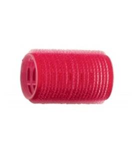 3011889 Бигуди-липучка Comair Ø 36мм (12 шт) красные