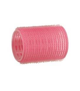 3011891 Бигуди-липучка Comair Ø 44 мм (12 шт) розовые