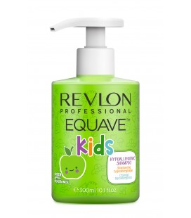 Шампунь для детей 2 в 1 Revlon Equave Kids 300 мл
