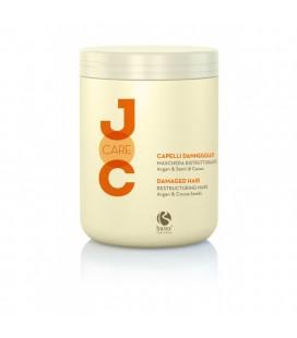 Маска Глубокое восстановление с Аргановым маслом и Какао бобами Barex Joc Care 1000 мл