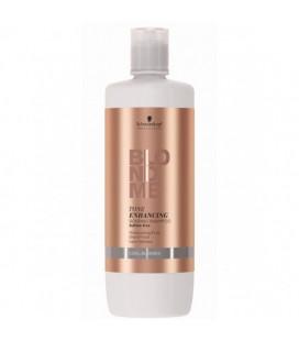 BLONDME NEW Бондинг-шампунь для холодных оттенков блонд 1000 мл
