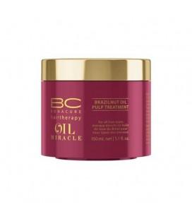 Маска с маслом бразильского ореха Schwarzkopf BC BonaCure Oil Miracle 150 мл