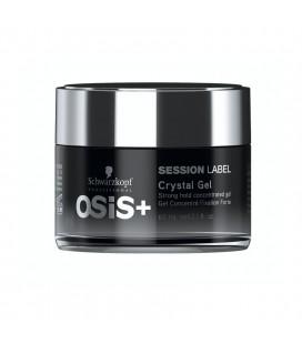 Гель сильной фиксации Osis Session Label Crystal Gel 65 мл