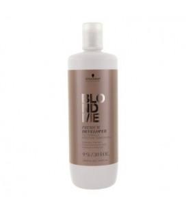 Бальзам-окислитель 9% Schwarzkopf BlondMe для оттенков блонд 1000 мл