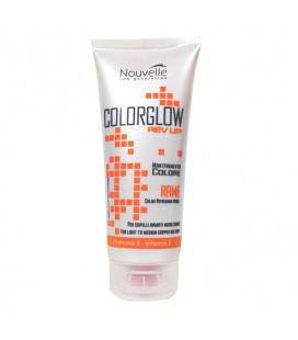 Маска Nouvelle Rev Up Color Refreshing для поддержания цвета волос Медь 200 мл.