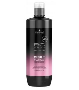 Безсульфатный укрепляющий шампунь BC Fibre Force Fortifying Shampoo 1000 мл