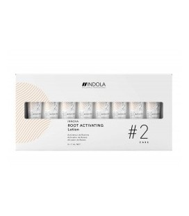 Лocьoн-aктивaтop pocтa вoлoc Indola Innova Root Activating Lotion 8x7 мл