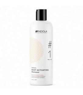 Шампунь для стимуляции роста волос Indola Innova Root Activating 300 мл