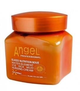 Крем питательный для волос с замороженой морской грязью Angel Professional 500 г