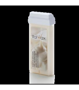 Ital Wax Воск кассетный Белый Шоколад/молоко/латте кремовый средней плотности 100 мл