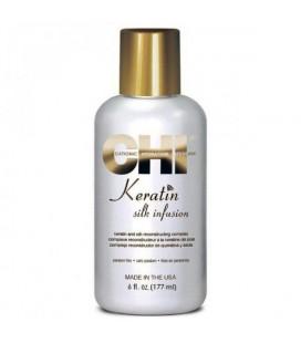 Натуральный шелк CHI Keratin Silk Infusion 177 мл