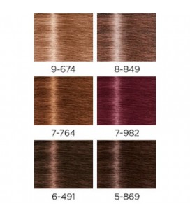 Перманентная краска 9-674 Igora Royal Dusted Rouge Блондин шоколадный медно-бежевый 60 мл