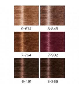 Перманентная краска 5-869 Igora Royal Dusted Rouge Светло-коричневый красный шоколадно-фиолет.  60 мл
